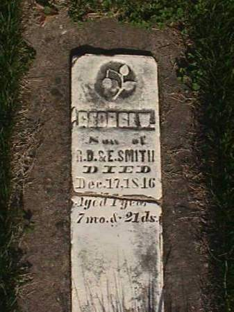 SMITH, GEORGE W. - Henry County, Iowa | GEORGE W. SMITH