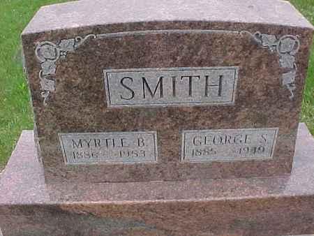 SMITH, GEORGE - Henry County, Iowa | GEORGE SMITH