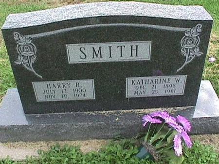 SMITH, KATHARINE W - Henry County, Iowa | KATHARINE W SMITH