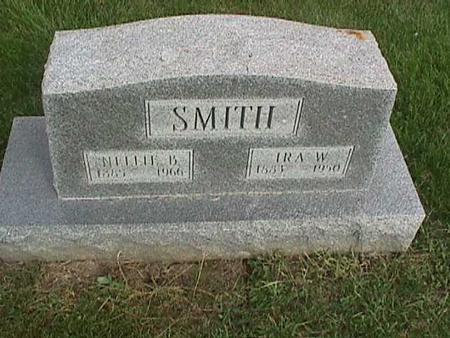 SMITH, IRA W - Henry County, Iowa | IRA W SMITH