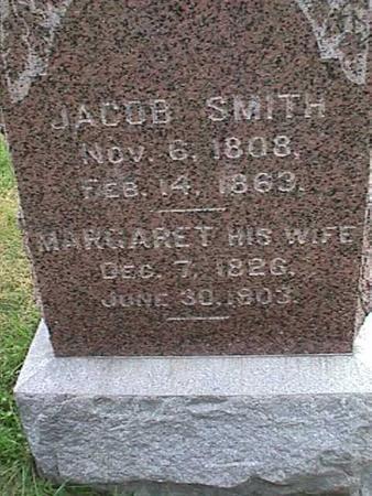 SMITH, JACOB - Henry County, Iowa | JACOB SMITH