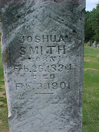 SMITH, JOSHUA - Henry County, Iowa | JOSHUA SMITH