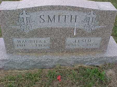 SMITH, WAUNITA - Henry County, Iowa | WAUNITA SMITH