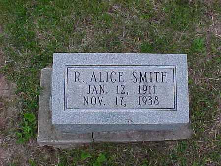 SMITH, R. ALICE - Henry County, Iowa | R. ALICE SMITH