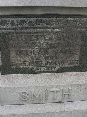 SMITH, SYLVESTER - Henry County, Iowa | SYLVESTER SMITH