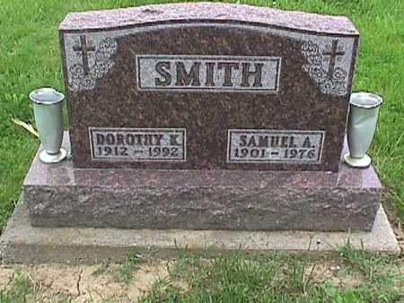 SMITH, SAMUEL - Henry County, Iowa | SAMUEL SMITH