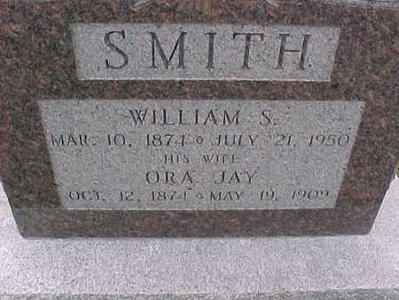 SMITH, ORA - Henry County, Iowa | ORA SMITH