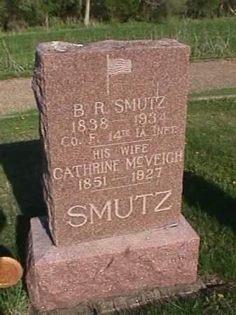 SMUTZ, CATHRINE - Henry County, Iowa | CATHRINE SMUTZ