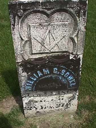 SOWEL, WILLIAM C - Henry County, Iowa | WILLIAM C SOWEL
