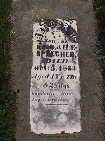 SPRECHER, HERDER W. - Henry County, Iowa | HERDER W. SPRECHER