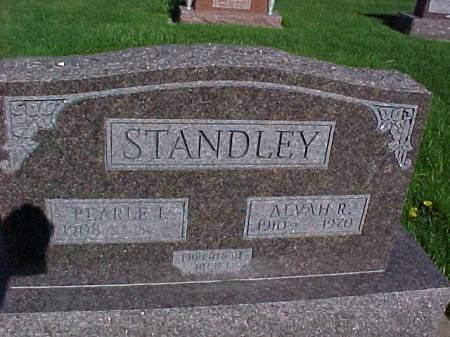 STANDLEY, PEARL I. - Henry County, Iowa | PEARL I. STANDLEY