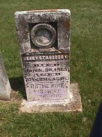 STANSBURY, CATHERINE - Henry County, Iowa | CATHERINE STANSBURY