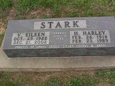 STARK, H. HARLEY - Henry County, Iowa | H. HARLEY STARK