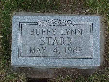 STARR, BUFFY LYNN - Henry County, Iowa   BUFFY LYNN STARR
