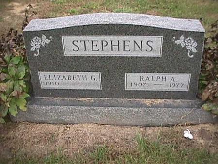 STEPHENS, RALPH - Henry County, Iowa   RALPH STEPHENS