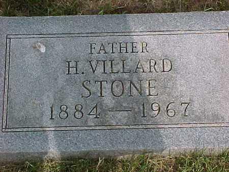 STONE, H. VILLARD - Henry County, Iowa | H. VILLARD STONE