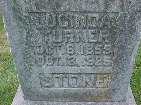 STONE, LUCINDA - Henry County, Iowa | LUCINDA STONE