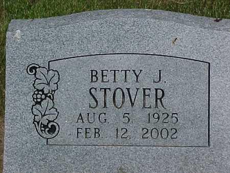 STOVER, BETTY J. - Henry County, Iowa | BETTY J. STOVER