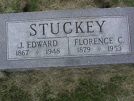 STUCKEY, FLORENCE - Henry County, Iowa | FLORENCE STUCKEY