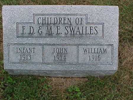SWAILES, WILLIAM - Henry County, Iowa | WILLIAM SWAILES