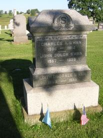 SWAN, CHARLES A - Henry County, Iowa | CHARLES A SWAN