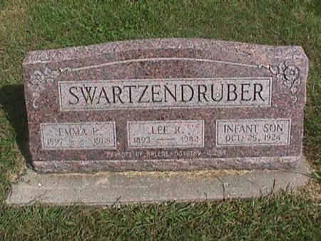 SWARTZENDRUBER, LEE R. - Henry County, Iowa | LEE R. SWARTZENDRUBER