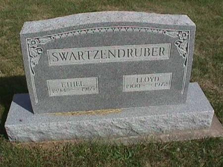 SWARTZENDRUBER, ETHEL - Henry County, Iowa | ETHEL SWARTZENDRUBER