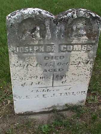 TAYLOR, JOSEPH - Henry County, Iowa | JOSEPH TAYLOR