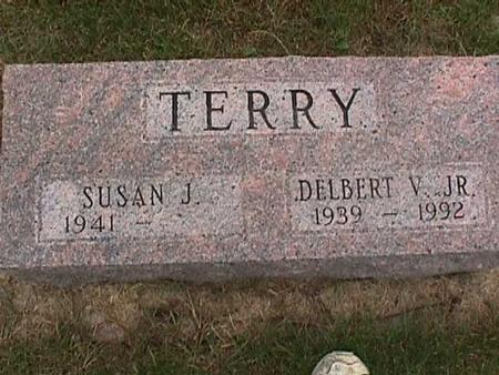 TERRY, SUSAN J. - Henry County, Iowa | SUSAN J. TERRY