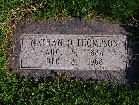 THOMPSON, NATHAN O. - Henry County, Iowa | NATHAN O. THOMPSON