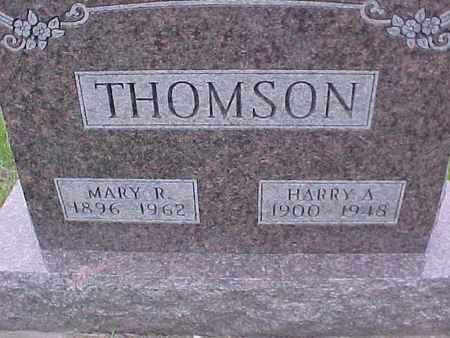 THOMSON, MARY - Henry County, Iowa | MARY THOMSON