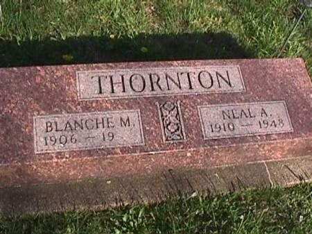 THORNTON, NEAL A. - Henry County, Iowa | NEAL A. THORNTON