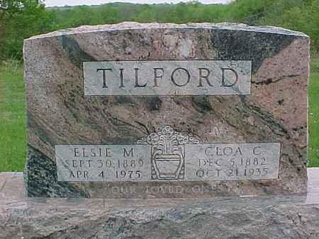 TILFORD, CLOA - Henry County, Iowa | CLOA TILFORD