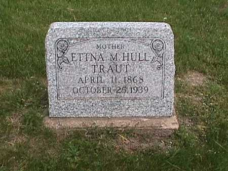 HULL TRAUT, ETTNA M. - Henry County, Iowa | ETTNA M. HULL TRAUT