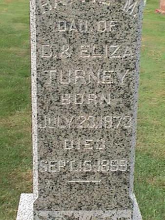 TURNEY, HATTIE M - Henry County, Iowa | HATTIE M TURNEY
