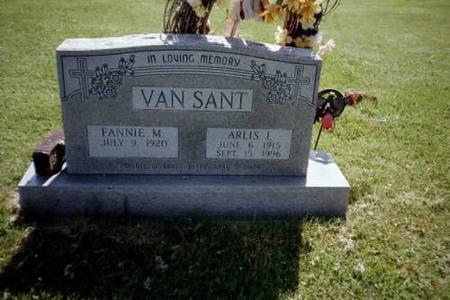 VAN SANT, ARLIS - Henry County, Iowa | ARLIS VAN SANT