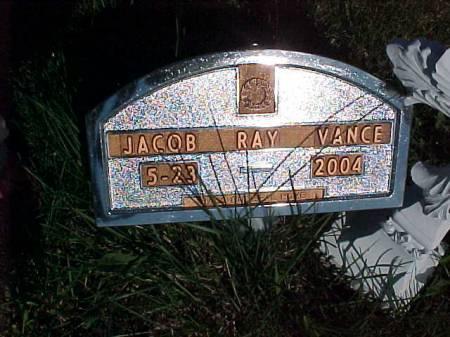 VANCE, JACOB RAY - Henry County, Iowa   JACOB RAY VANCE