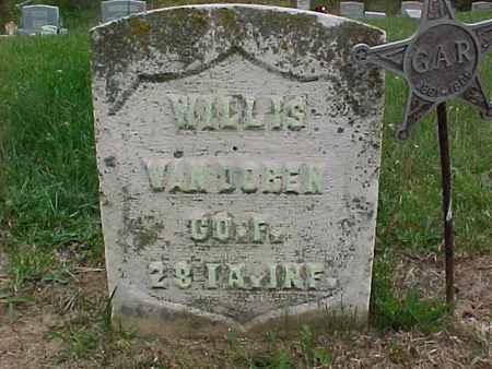 VANDOREN, WILLIS - Henry County, Iowa | WILLIS VANDOREN
