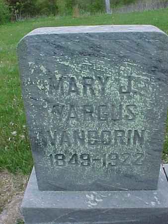 VANDORIN, MARY - Henry County, Iowa | MARY VANDORIN