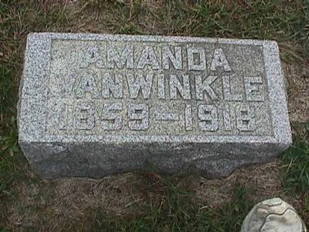 VANWINKLE, AMANDA - Henry County, Iowa | AMANDA VANWINKLE