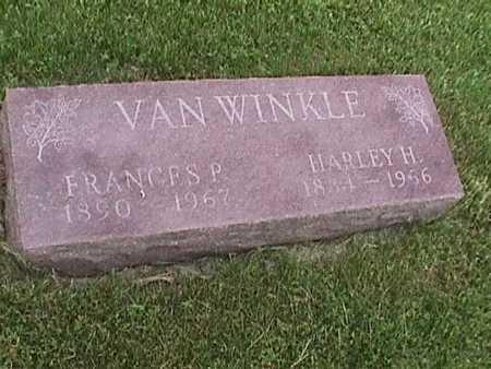 VANWINKLE, HARLEY - Henry County, Iowa | HARLEY VANWINKLE