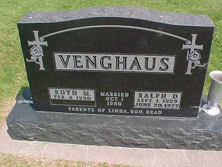 VENGHAUS, RUTH - Henry County, Iowa | RUTH VENGHAUS