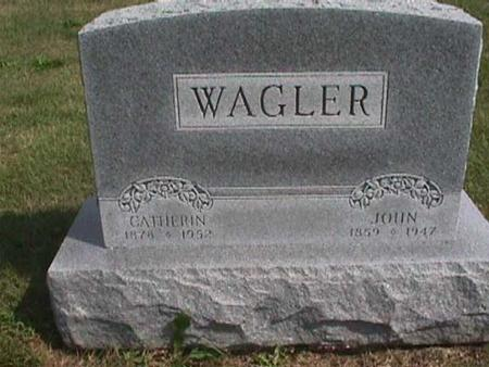 WAGLER, CATHERIN - Henry County, Iowa | CATHERIN WAGLER