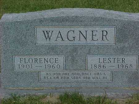 WAGNER, FLORENCE - Henry County, Iowa | FLORENCE WAGNER