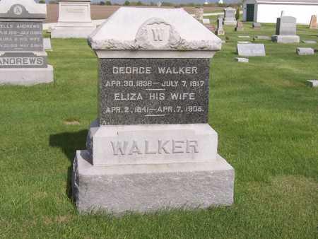 WALKER, ELIZA - Henry County, Iowa | ELIZA WALKER