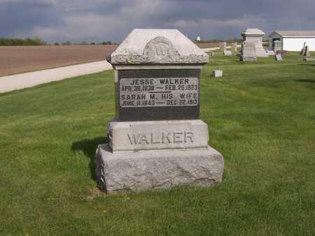 WALKER, JESSE - Henry County, Iowa   JESSE WALKER