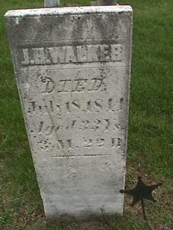 WALKER, J. H. - Henry County, Iowa | J. H. WALKER