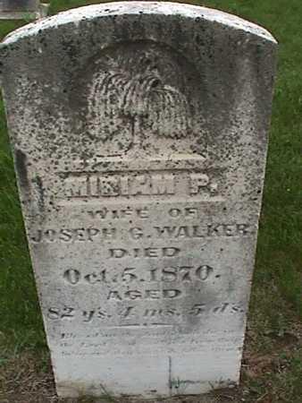 WALKER, MIRIAM - Henry County, Iowa | MIRIAM WALKER