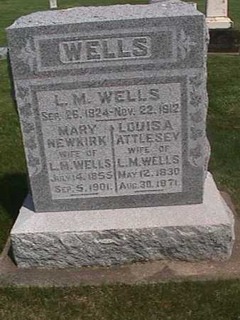 WELLS, MARY - Henry County, Iowa | MARY WELLS