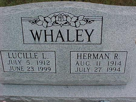 WHALEY, LUCILLE - Henry County, Iowa | LUCILLE WHALEY